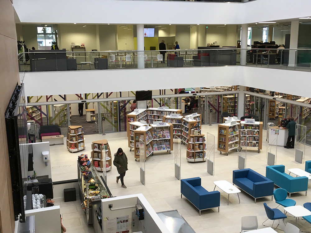 The Library, The Forum, Hemel Hempstead